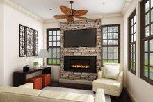 Craftsman Interior - Other Plan #119-422