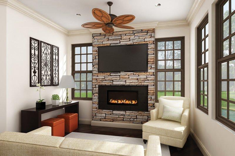Craftsman Interior - Other Plan #119-422 - Houseplans.com