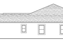 Architectural House Design - Mediterranean Exterior - Other Elevation Plan #1058-127