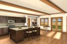 Dream House Plan - Traditional Interior - Other Plan #497-20