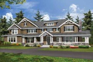 Craftsman Exterior - Front Elevation Plan #132-249