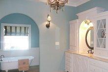 House Design - Country Interior - Master Bathroom Plan #927-415