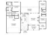 Farmhouse Style House Plan - 3 Beds 2 Baths 1817 Sq/Ft Plan #1074-43