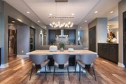 Contemporary Style House Plan - 4 Beds 4.5 Baths 6717 Sq/Ft Plan #928-261 Interior - Kitchen