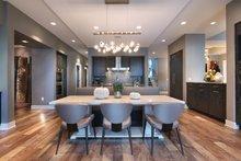 Contemporary Interior - Kitchen Plan #928-261