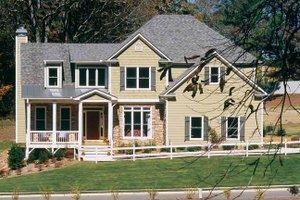 Greek Revival House Plans from HomePlanscom
