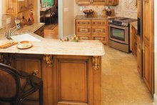 House Plan Design - Craftsman Interior - Kitchen Plan #927-133