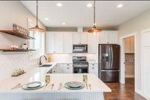 Craftsman Interior - Kitchen Plan #1070-17