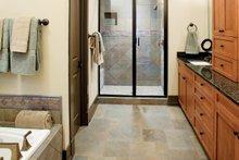 Dream House Plan - European Interior - Master Bathroom Plan #929-891