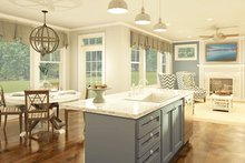 Home Plan - Colonial Interior - Other Plan #1010-198