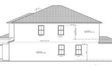 Home Plan - Mediterranean Exterior - Other Elevation Plan #1058-65