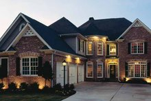 House Plan Design - Country Exterior - Front Elevation Plan #927-654