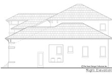 Dream House Plan - Contemporary Exterior - Other Elevation Plan #930-504