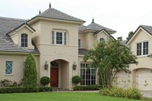 Home Plan - European Exterior - Front Elevation Plan #1019-13
