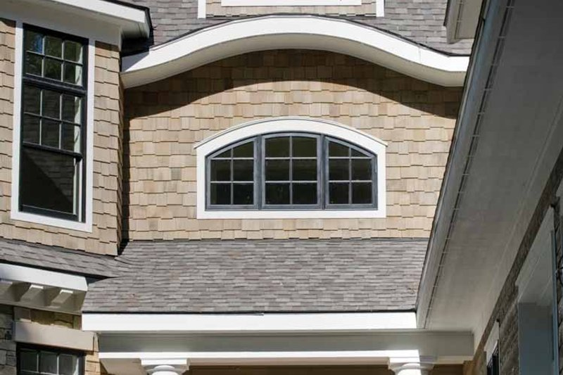 Craftsman Exterior - Front Elevation Plan #928-71 - Houseplans.com