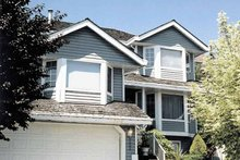 Craftsman Exterior - Front Elevation Plan #47-1053