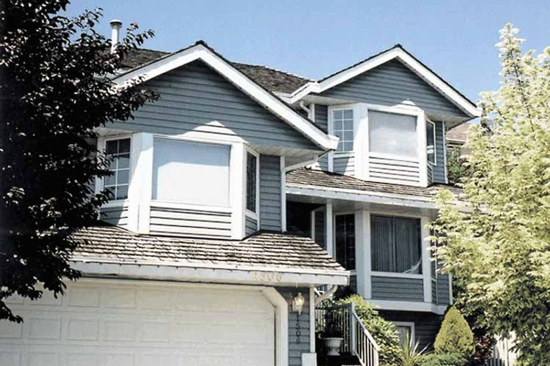 Home Plan - Craftsman Exterior - Front Elevation Plan #47-1053