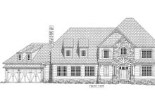 Craftsman Exterior - Other Elevation Plan #437-46