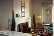 House Plan Design - European Interior - Family Room Plan #937-4