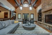 Craftsman Style House Plan - 4 Beds 5.5 Baths 4412 Sq/Ft Plan #892-28 Interior - Entry
