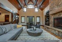 Craftsman Interior - Entry Plan #892-28