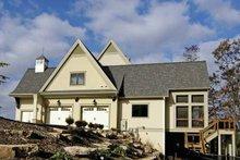Architectural House Design - European Exterior - Other Elevation Plan #928-25