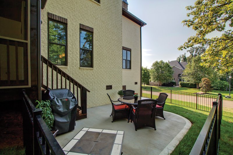 Exterior - Rear Elevation Plan #927-362 - Houseplans.com