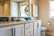 Bungalow Interior - Master Bathroom Plan #928-9