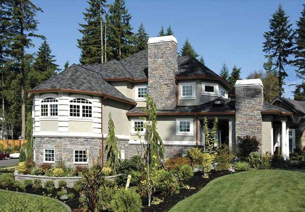 House Plan Design - Country Floor Plan - Other Floor Plan #132-483