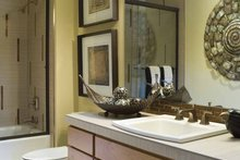 Traditional Interior - Bathroom Plan #48-877