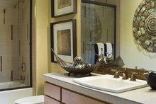 Architectural House Design - Traditional Interior - Bathroom Plan #48-877