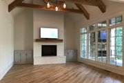 Traditional Style House Plan - 4 Beds 3.5 Baths 4366 Sq/Ft Plan #437-86 Interior - Other