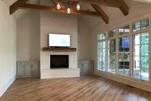House Plan Design - Hearth Room