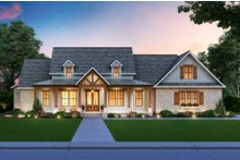House Design - Farmhouse Exterior - Front Elevation Plan #1074-15