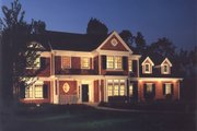 Craftsman Style House Plan - 4 Beds 3 Baths 3094 Sq/Ft Plan #928-113 Exterior - Front Elevation