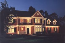 Architectural House Design - Craftsman Exterior - Front Elevation Plan #928-113