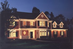 Craftsman Exterior - Front Elevation Plan #928-113