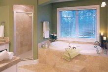House Plan Design - Traditional Interior - Master Bathroom Plan #930-156