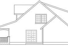 Craftsman Exterior - Other Elevation Plan #124-803