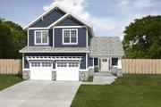 Craftsman Style House Plan - 3 Beds 2.5 Baths 1871 Sq/Ft Plan #497-2