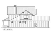 House Plan Design - Farmhouse Exterior - Other Elevation Plan #1070-3
