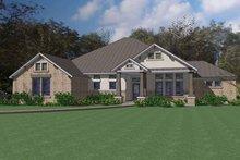 Home Plan - Craftsman Exterior - Front Elevation Plan #120-233