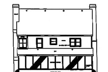 Classical Exterior - Rear Elevation Plan #472-359