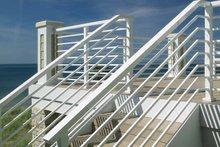 House Plan Design - Traditional Exterior - Rear Elevation Plan #928-95