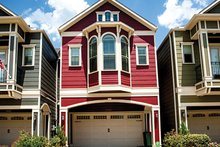Traditional Exterior - Front Elevation Plan #1021-18