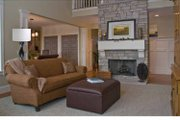 Craftsman Style House Plan - 3 Beds 4 Baths 2944 Sq/Ft Plan #928-230 Interior - Family Room