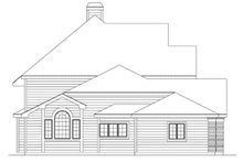 Dream House Plan - European Exterior - Other Elevation Plan #57-136