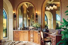 Mediterranean Interior - Bathroom Plan #930-98