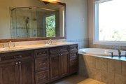 Craftsman Style House Plan - 4 Beds 4.5 Baths 3958 Sq/Ft Plan #437-85 Interior - Master Bathroom