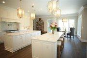European Style House Plan - 4 Beds 4.5 Baths 6554 Sq/Ft Plan #923-69 Interior - Kitchen